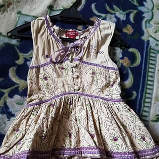preloved guess dress