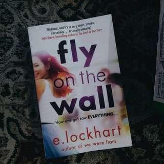 Fly on The Wall - e. lockhart