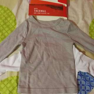 Thermal wear x 2 @$4 for both