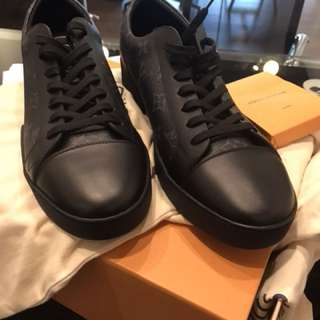 Lv monogram eclipse shoes