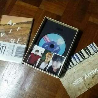 GOT7 Flight Log: Arrival (1st Press/2nd Press) Never Version