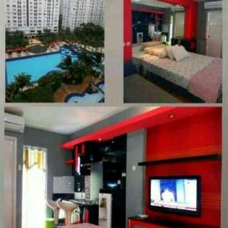Apartement Kalibata City Disewakan Harian