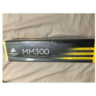 CORSAIR MM300 - Anti-Fray Cloth Gaming Mouse Pad - High-Performance Mouse Pad Optimized for Gaming Sensors - Designed for Maximum Control - Extended