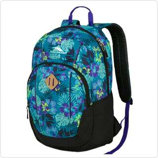 #BRAND NEW STYLISH ALOHA BACKPACK