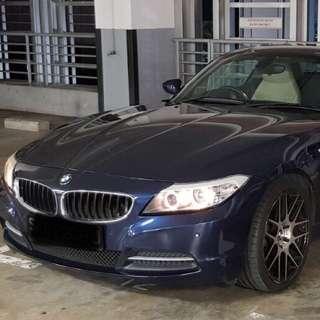 BMW Z4 Roadster 2.5i Auto