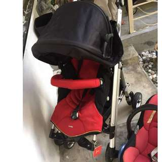 Maxi-Cosi Red Stroller by Babyconfort