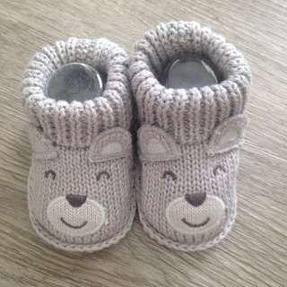 knit socks
