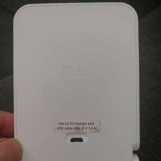 LG 無線充電座