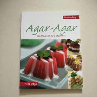 Recipe book: Agar-Agar creative chilled desserts