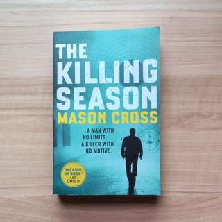 BN The Killing Season Book Manson Cross