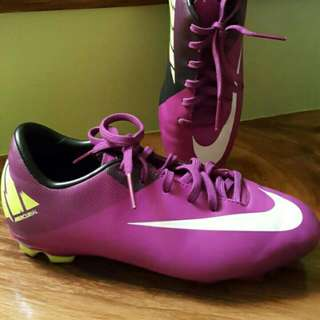 Nike Mercurial Soccer Shoes