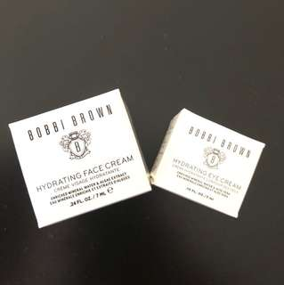 Bobbi Brown Hydrating Face and Eye Cream