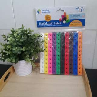 [FreeMail] Learning Resources MathLink Cubes