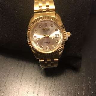 Gold plated couple watch $500 for 2