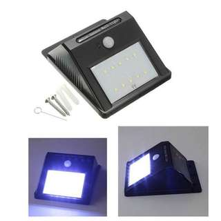 GT SL-19P Solar Motion Sensor Light