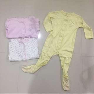[Brand New] (18M-24M) Mothercare Sleepsuit