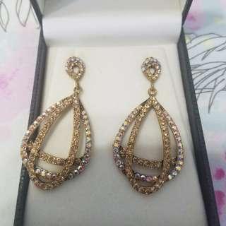 Gemini Earings 耳環