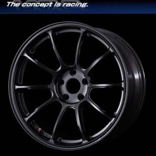 Rays ZE40 Forged Wheels for E92 M3 wth new PS4S tyres