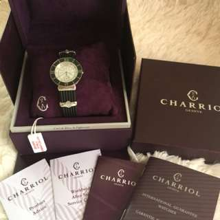 CHARRIOL ST TROPEZ LADIES WATCH   : Open Clasp
