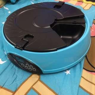 寵物自動餵食機(含運)