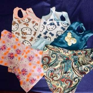 BUNDLE: Pambahay for Baby Girl