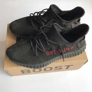 Adidas Yeezy 350 Boost V2 Bred