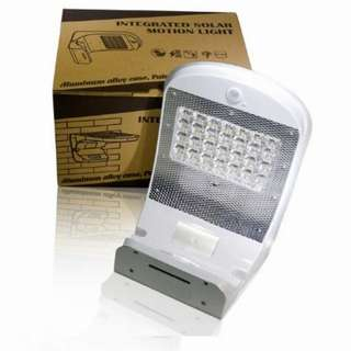 GT-ESL 21 Solar PIR Wall Light