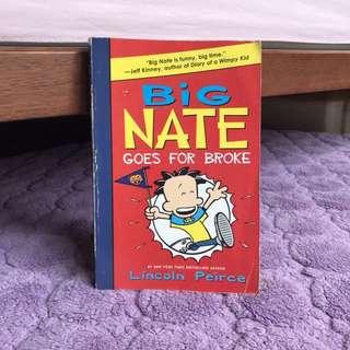 Big Nate : Goes for Broke