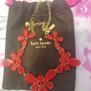 Kate Spade 全新頸鏈 necklace