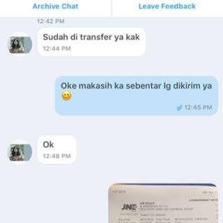 Trusted seller yaaa🙏🏻