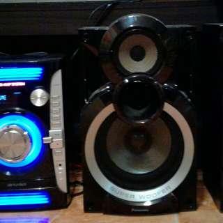 Panasonic Superwoofer Stereo