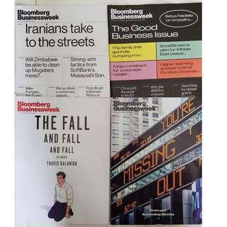 Bloomberg Magazines