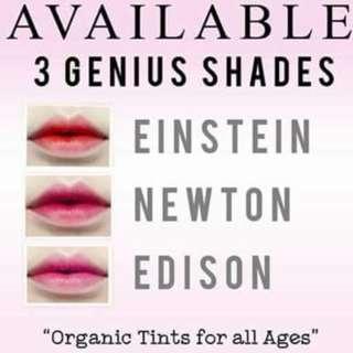 Organic lip/cheeck tint