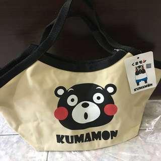 全新熊本熊手提袋