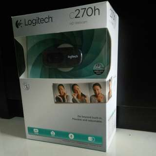 Logitech c270h HD Webcam