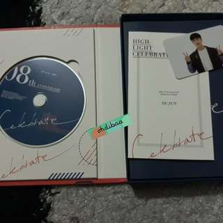 [WTS] HIGHLIGHT - Celebrate (ver.B)