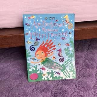 Buku seni putri duyung