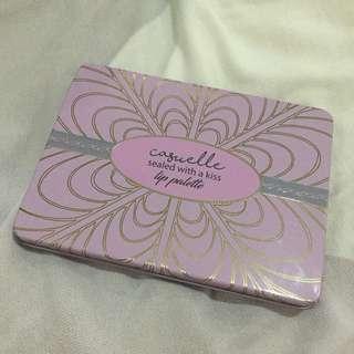 Casuelle Lip Palette (brand from Beauty Bar)