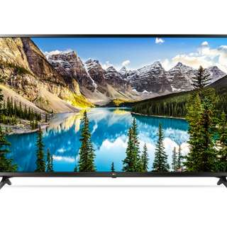 LG 4K UHD Smart TV (READ InSide!)