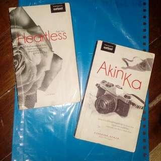 √ PRELOVED WATTPAD BOOKS  (REPRICED)