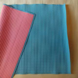 Baby diapers changing mat