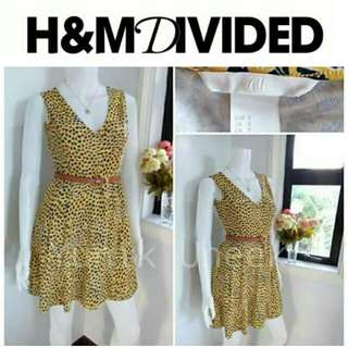 -Yunik- Authentic Divided by H&M Dress
