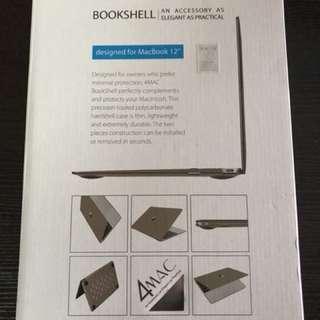 "4MAC-Bookshell for MacBook 12"""