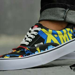VANS AUTHENTIC MARVEL EDITION