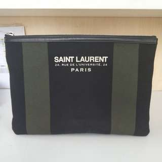 Authentic YSL Pouch (Unisex)