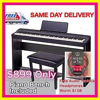 Brand New Casio PX-160 Digital Piano