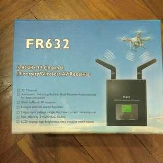 5.8 G diversity FPV receiver FR632