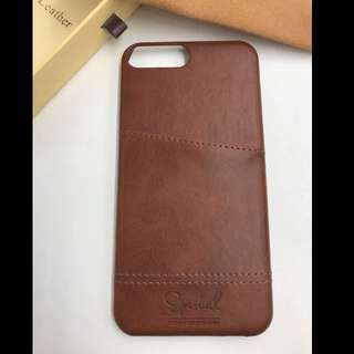 iPhone 7/8, iPhone 7+/8+ 100%handmade leather case