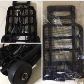 Muji travel portable pushcart