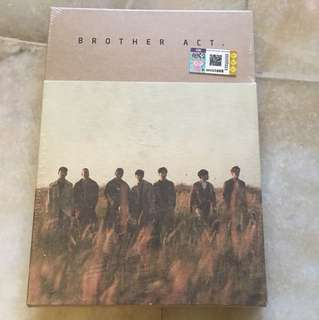 (NEW) BTOB - BROTHER ACT (IMPORTED)